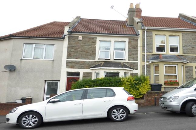 Thumbnail Terraced house to rent in Rugby Road, Brislington, Bristol