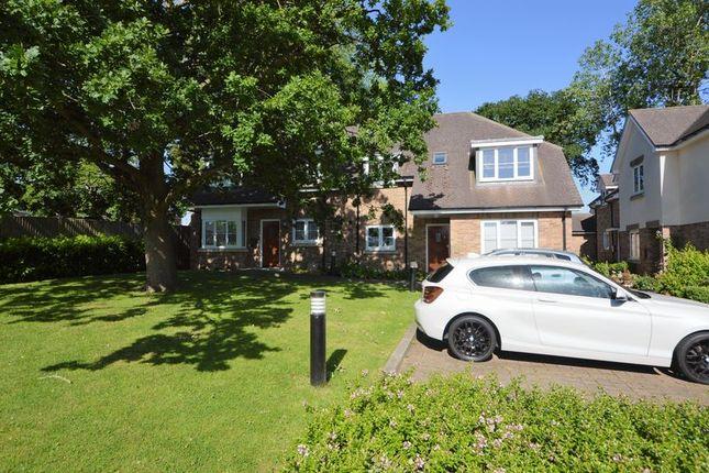 Thumbnail Flat for sale in Oakley, Applewood Grove, Widley, Waterlooville