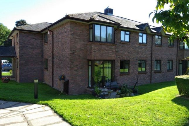 Thumbnail Property for sale in Priory Gardens, Abergavenny