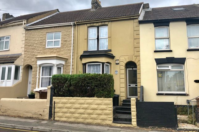 Thumbnail Terraced house to rent in Canterbury Street, Gillingham