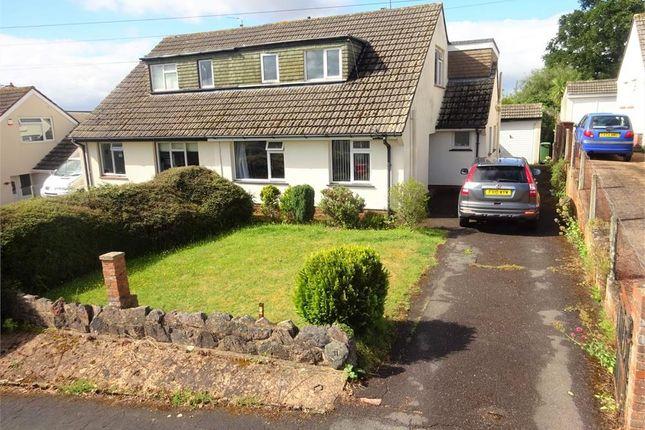 Thumbnail Semi-detached house for sale in Park Lane, Pinhoe, Exeter