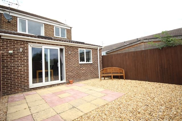 Thumbnail Semi-detached house to rent in Long Eights, Northway, Tewkesbury