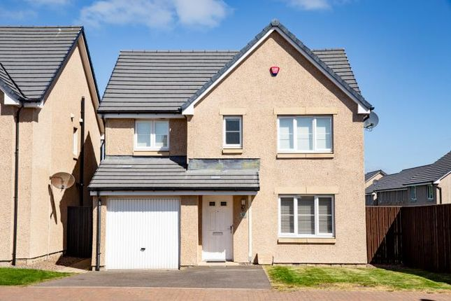 Thumbnail Detached house to rent in Wellington Drive, Nigg, Aberdeen