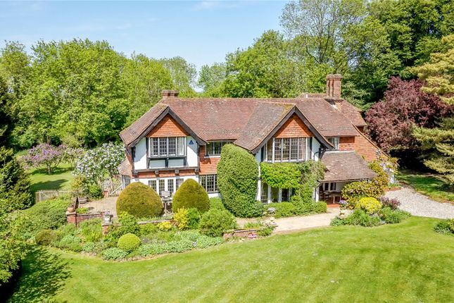 Thumbnail Detached house for sale in Swaines Hill, Alton, Hampshire