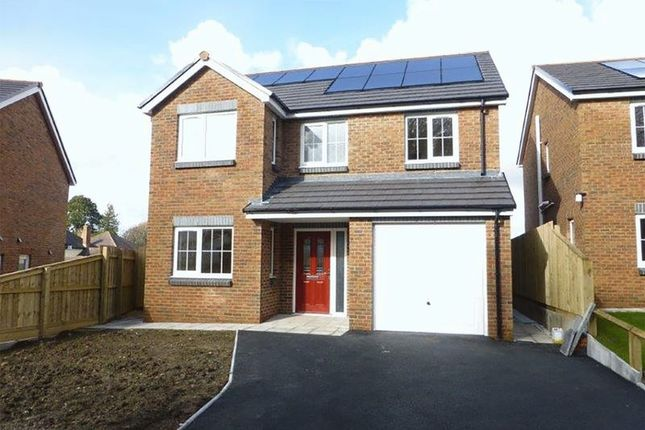 Thumbnail Detached house for sale in Plot 5, Colonel Road, Ammanford