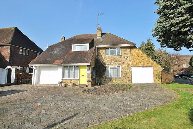 Thumbnail Detached house for sale in Darby Gardens, Lower Sunbury, Middlesex