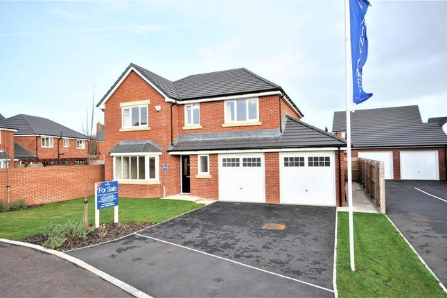 Thumbnail Detached house for sale in The Eton, The Fieldings, Richmond Avenue, Wrea Green, Preston, Lancashire
