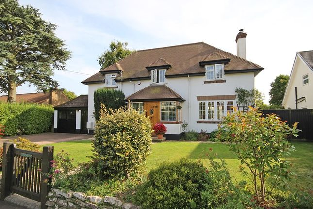 Thumbnail Detached house for sale in Highlands Road, Barton On Sea, New Milton