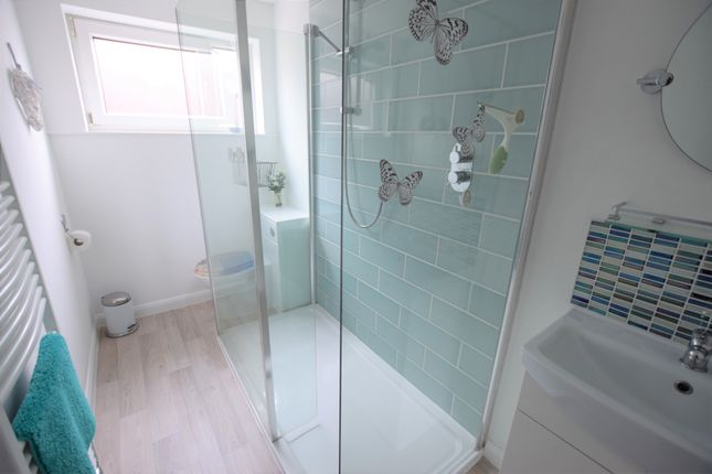 Shower Room of The Parade, Pevensey Bay BN24