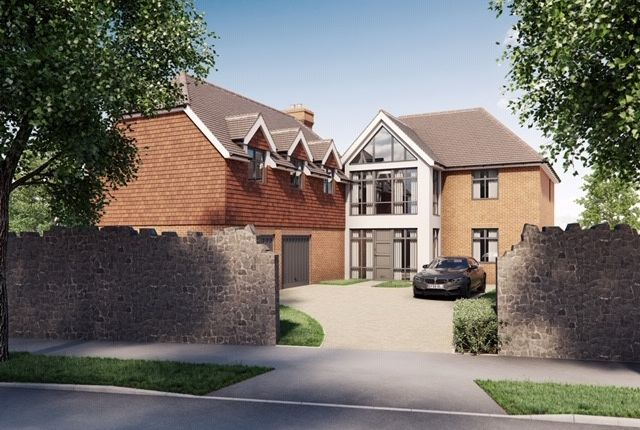 Thumbnail Land for sale in Queens Avenue, Maidstone