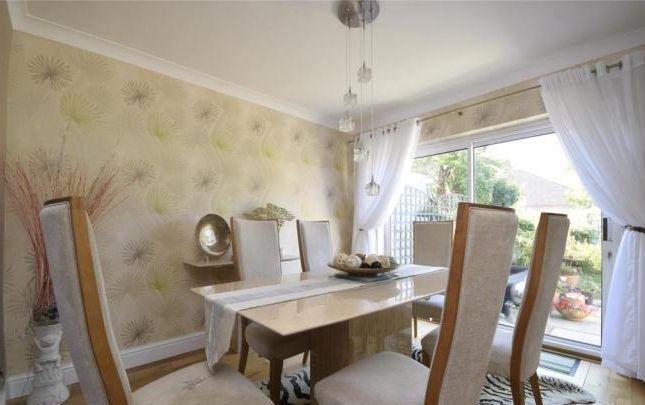 Dining Room of Poulton Avenue, Sutton SM1