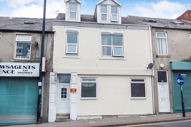 Thumbnail Flat to rent in Church Street North, Sunderland