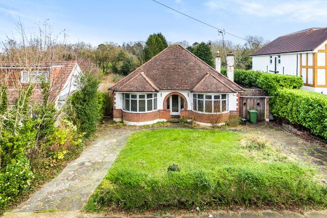 Thumbnail Bungalow for sale in Julian Road, Chelsfield, Orpington