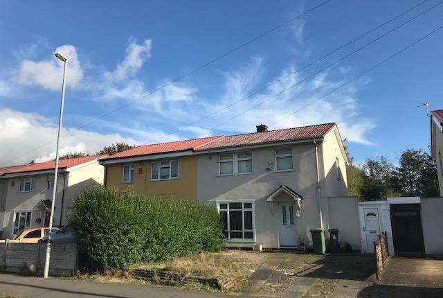 Thumbnail Semi-detached house to rent in Thames Road, Bloxwich, Walsall