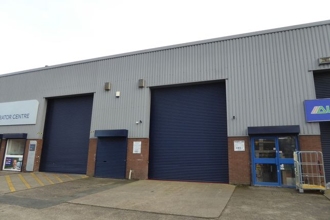 Thumbnail Industrial to let in 111 Wellington Road, Leeds