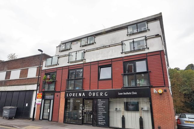 Thumbnail Flat for sale in 71 Croydon Road, Caterham
