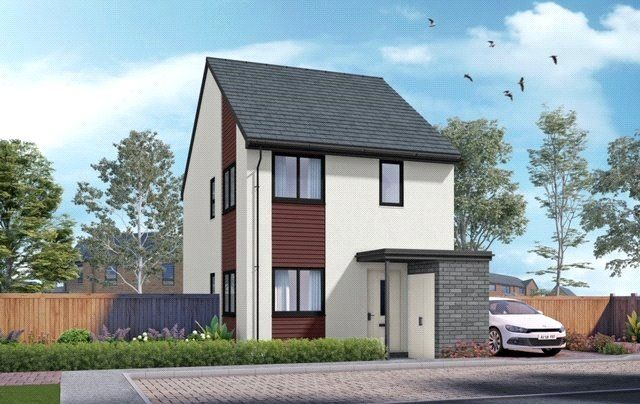 Thumbnail Detached house for sale in Haweswater Close, Plymouth