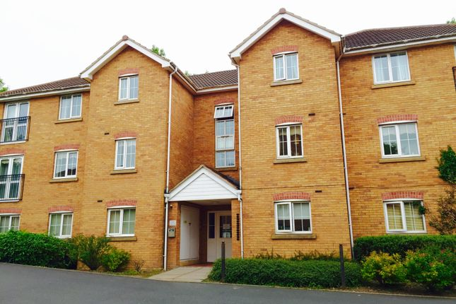 Thumbnail Flat to rent in Barrow Close, Walsall Wood, Walsall