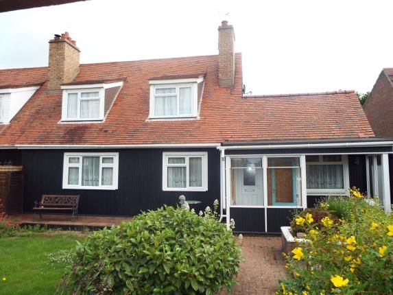 Thumbnail Semi-detached house for sale in Colchester Road, Wix, Manningtree