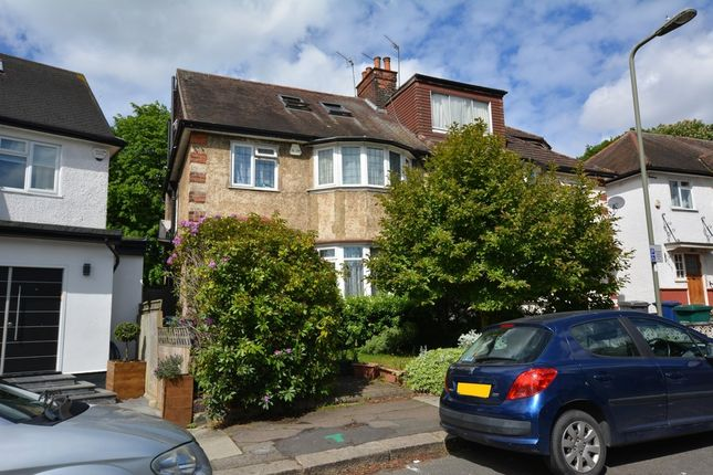Thumbnail Semi-detached house for sale in Park View Gardens, London
