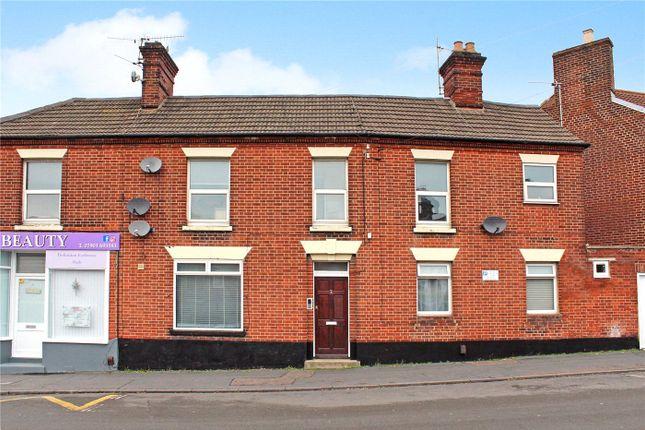 Front of Spencer Street, Norwich, Norfolk NR3