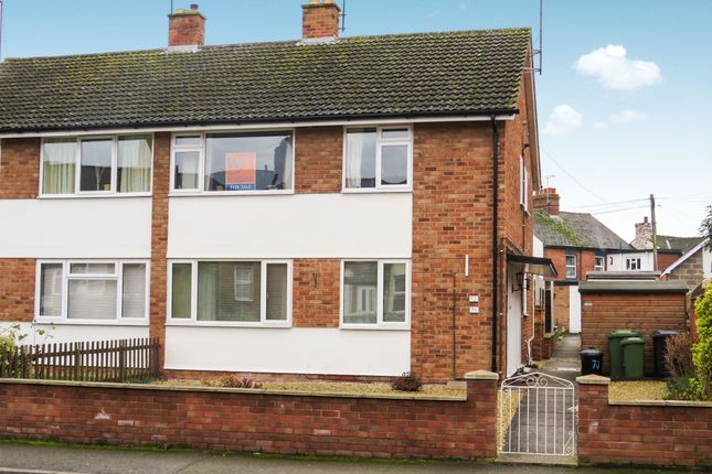 Thumbnail Flat for sale in Eign Road, Hereford