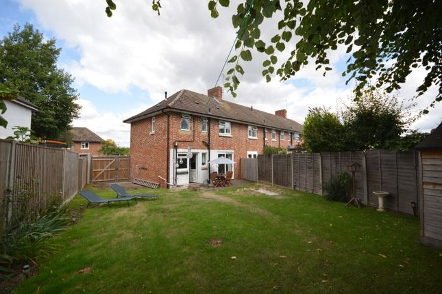 Thumbnail Semi-detached house for sale in Southway, Wallington