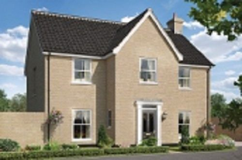 Detached house for sale in Ashe Road, Tunstall, Woodbridge