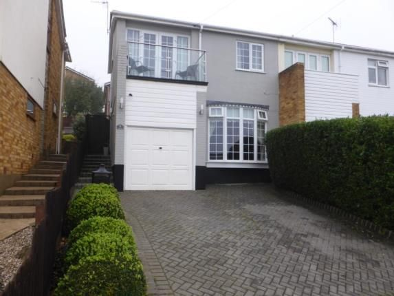Thumbnail Property for sale in Durley Close, Benfleet