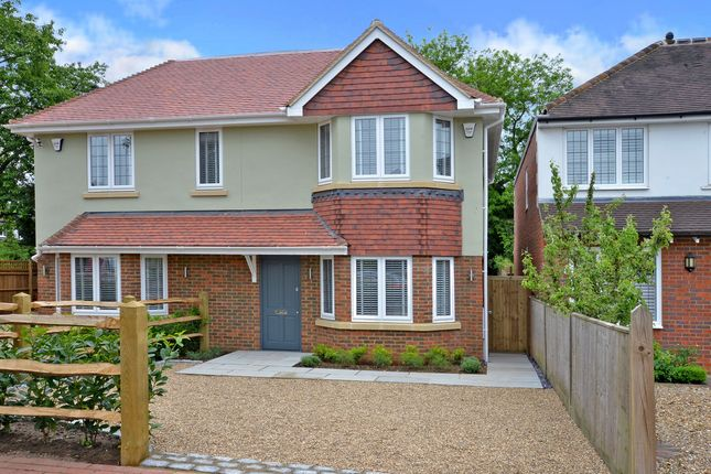 Thumbnail Semi-detached house for sale in Conifers, Ember Gardens, Thames Ditton