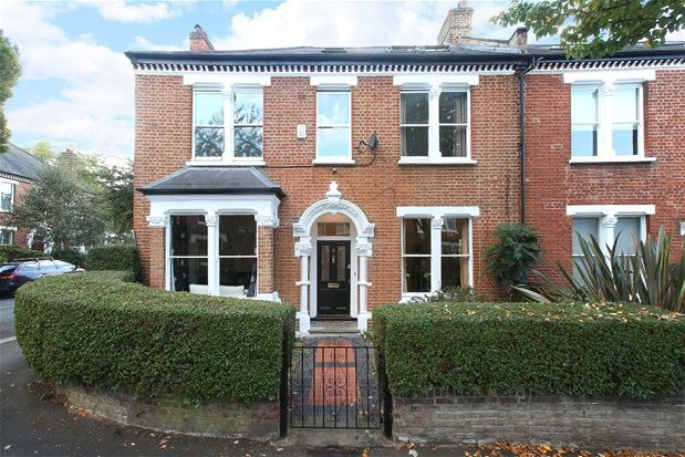 Thumbnail Semi-detached house for sale in Carson Road, London
