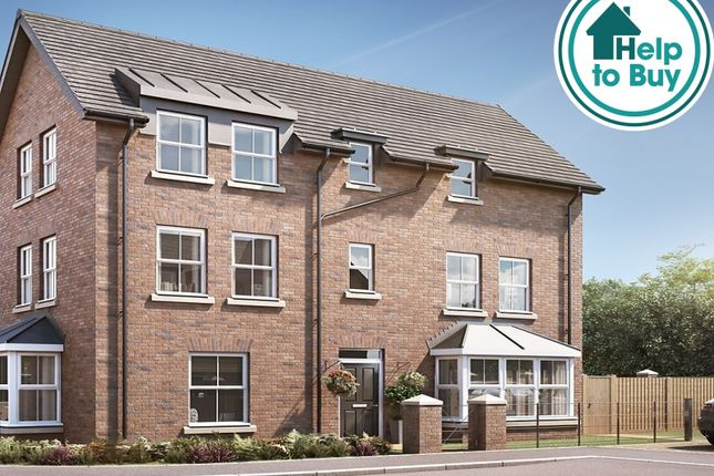 Thumbnail Town house for sale in The Melton, Sandpiper View, East Boldon
