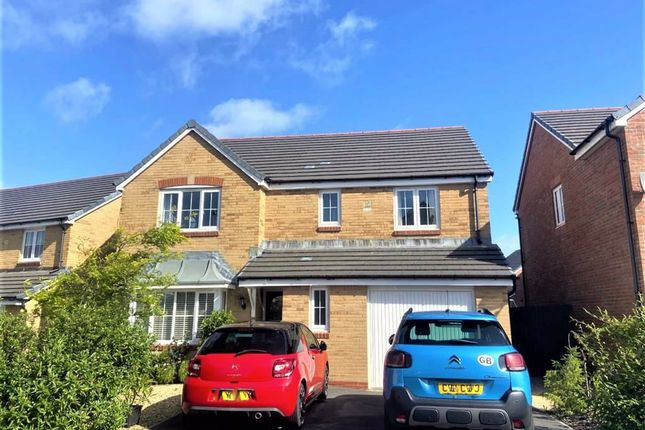 Detached house for sale in Ffordd Maes Gwilym, Carway, Kidwelly