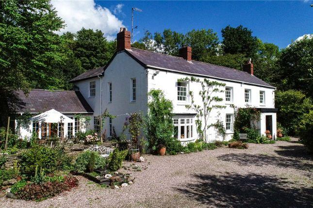 Thumbnail Detached house for sale in Waunllan, Llandyfriog, Newcastle Emlyn