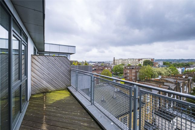 Flat for sale in Axminster Road, London