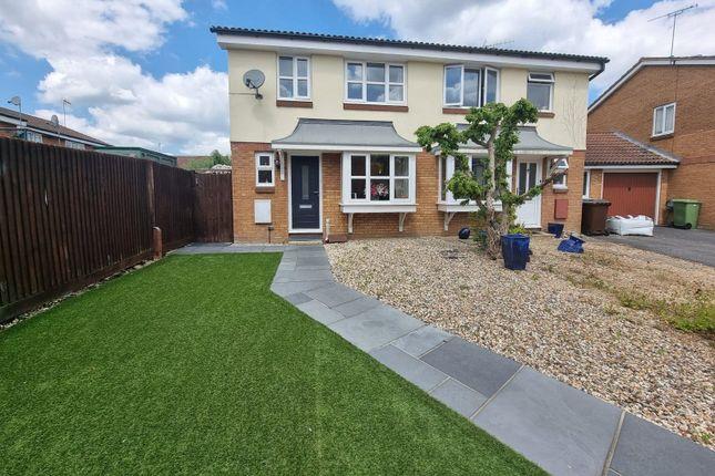 3 bed semi-detached house for sale in Rose Gardens, Farnborough, Hampshire GU14