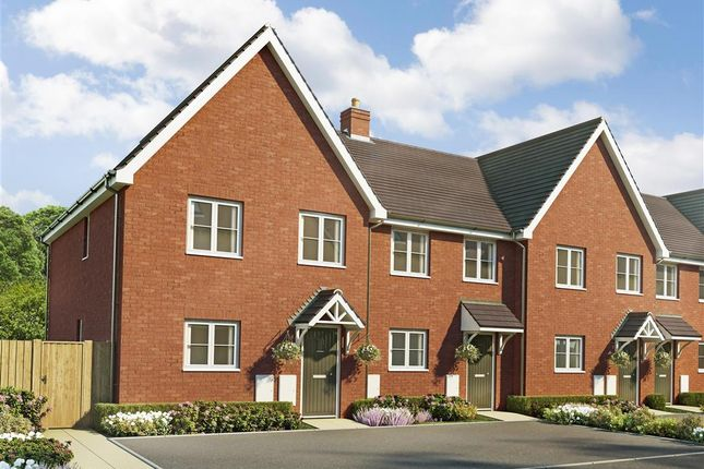 Thumbnail 3 bed end terrace house for sale in Millbank, Headcorn, Kent