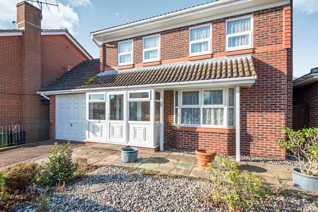 Thumbnail Detached house for sale in St. Francis Chase, Bexhill-On-Sea