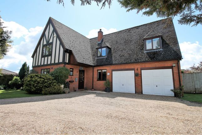 4 bed detached house for sale in Chestnut Close, Fernhill Heath, Worcester WR3