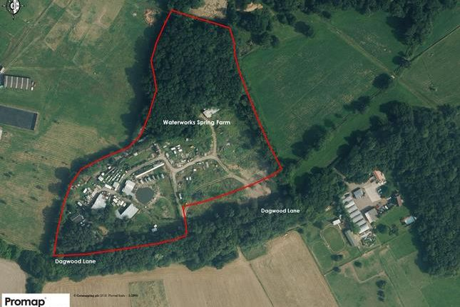 Thumbnail Land for sale in Dagwood Lane, Brentwood, Essex