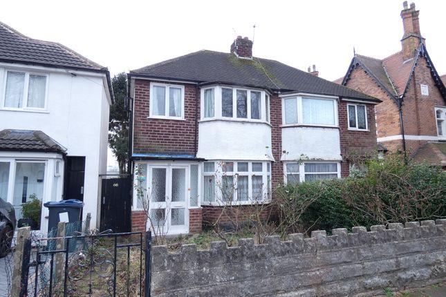 Semi-detached house in  Teddington Grove  Perry Barr  Birmingham  Birmingham