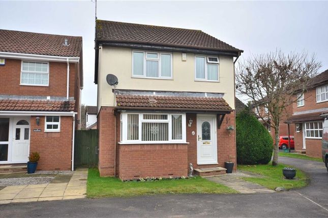 Thumbnail Detached house for sale in Benson Close, Abbeymead, Gloucester