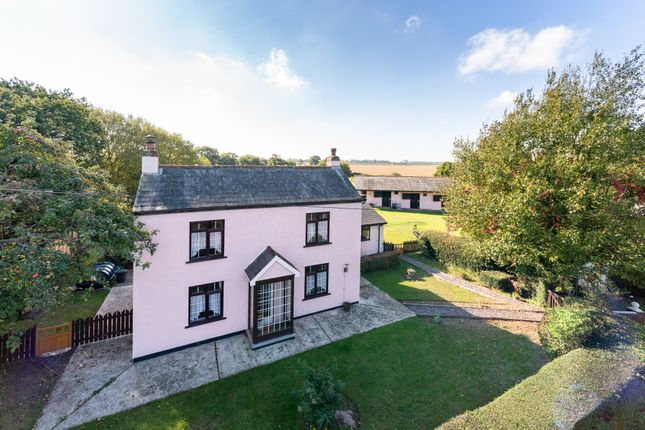 Thumbnail Detached house for sale in Bradfield Road, Wix, Manningtree