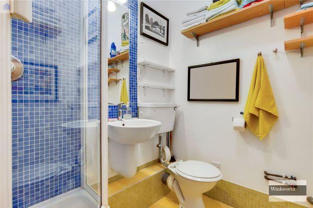 Shower Room of Brownlow Mews, London WC1N