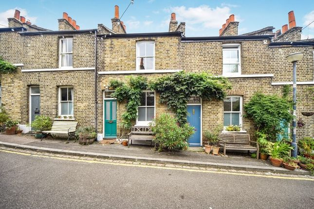 2 bed terraced house for sale in Trinity Grove, London SE10