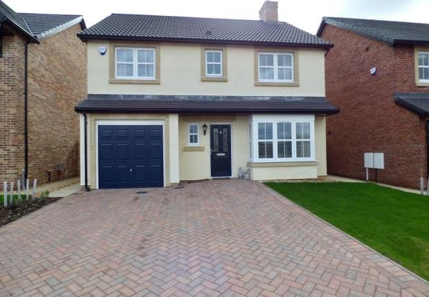 Thumbnail Detached house for sale in Hadrian Way, Eden Gate, Houghton