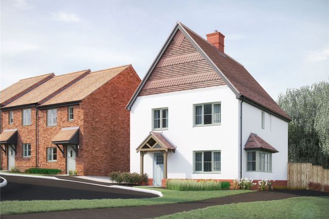 Thumbnail Detached house for sale in Royal Windsor, Pembers Hill Park, Mortimers Lane, Fair Oak