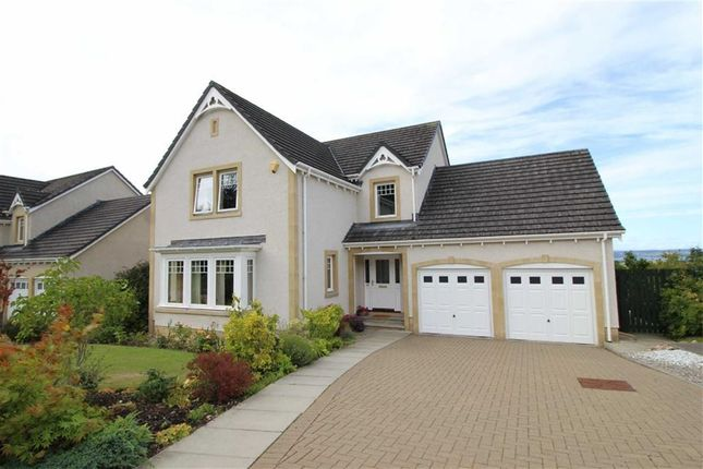 Thumbnail Detached house for sale in 45, Moray Park Wynd, Inverness