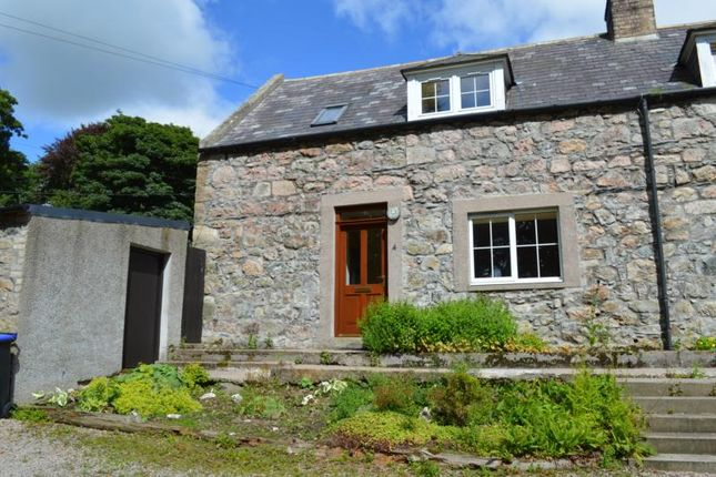 Thumbnail Semi-detached house to rent in Cairnbrogie Cottages, Oldmeldrum