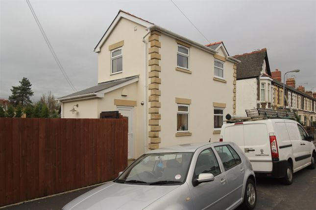 Thumbnail Detached house to rent in Llanfair Road, Pontcanna, Cardiff